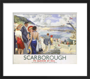 Scarborough - Swimming Pool by National Railway Museum