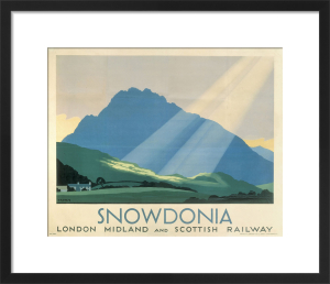 Snowdonia by National Railway Museum