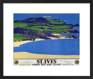 St Ives - Carbis Bay and Lelant by National Railway Museum