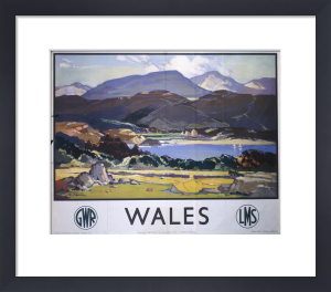 Wales - Snowdonia by National Railway Museum