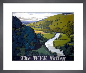 The Wye Valley by National Railway Museum