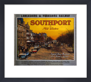 Southport for Mild Winters by National Railway Museum