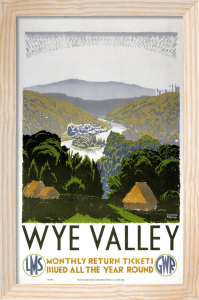 Wye Valley - Monthly Return Tickets by National Railway Museum
