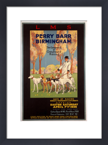 Perry Barr Birmingham - Greyhound Racing 1928 by National Railway Museum