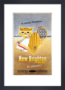 New Brighton, Wallasey - Cat by National Railway Museum