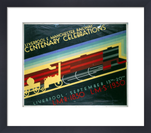 Liverpool and Manchester Railway - Centenary 1930 by National Railway Museum