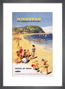 Minehead - Gateway to Exmoor by National Railway Museum