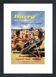 Barry-by-the-Sea - Childrens Paradise by National Railway Museum