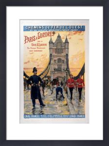 Paris a Londres I by National Railway Museum