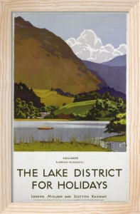 Lake District - Grasmere by National Railway Museum
