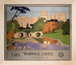 Warwick Castle by National Railway Museum