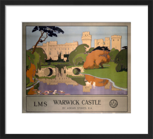 Warwick Castle by National Railway Museum