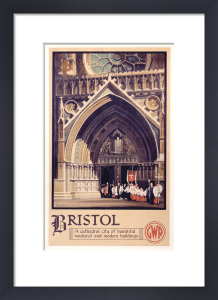 Bristol Cathedral - Procession by National Railway Museum