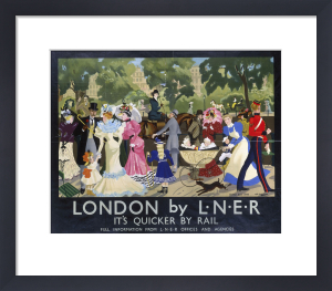 London - Hyde Park by National Railway Museum