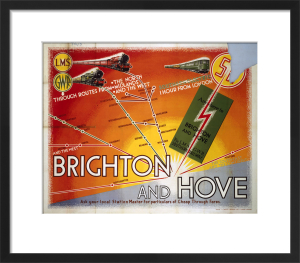 Brighton and Hove by National Railway Museum