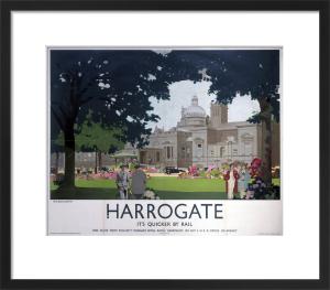 Harrogate - Royal Baths by National Railway Museum