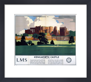 Kenilworth Castle by National Railway Museum