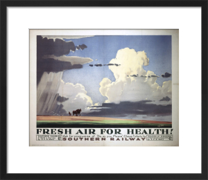 Fresh Air for Health - Southern Railway by National Railway Museum