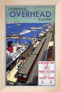 Liverpool Overhead Railway - Prices by National Railway Museum