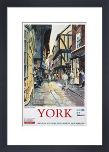 York - The Shambles II by National Railway Museum
