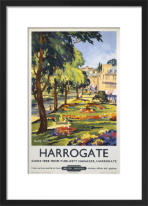 Harrogate - Shops I by National Railway Museum