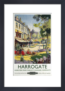 Harrogate - Shops II by National Railway Museum