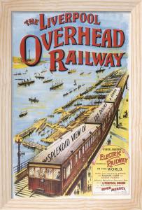 Liverpool Overhead Railway by National Railway Museum