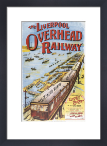 Liverpool Overhead Railway by National Railway Museum