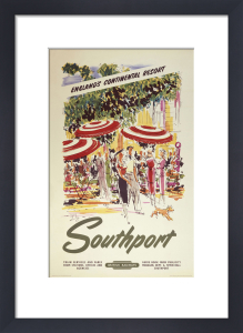 Southport - England's Continental Resort by National Railway Museum