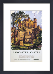 Lancaster Castle by National Railway Museum