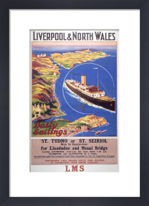 Liverpool-Llandudno Ferry by National Railway Museum