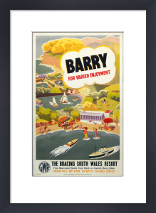 Barry - Bracing South Wales Resort by National Railway Museum