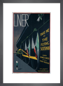 The Flying Scotsman by National Railway Museum