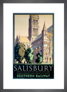 Salisbury by National Railway Museum