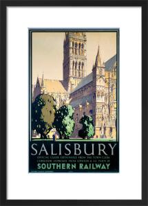 Salisbury by National Railway Museum