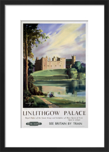 Linlithgow Palace by National Railway Museum