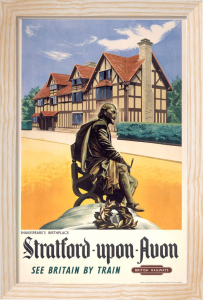 Stratford-upon-Avon - Shakespeare's Birthplace II by National Railway Museum