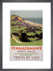 Penmaenmawr, North Wales by National Railway Museum