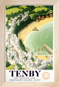 Tenby by National Railway Museum