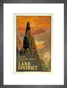 Lake District by National Railway Museum