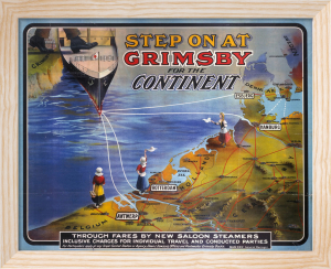 Step on at Grimsby by National Railway Museum