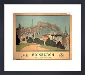 Edinburgh by National Railway Museum