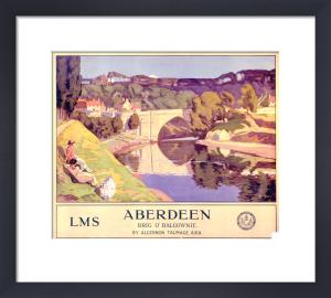 Aberdeen - Brig o' Balgownie by National Railway Museum