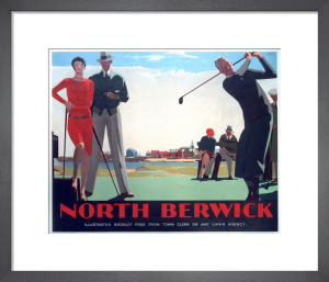 North Berwick - Golf I by National Railway Museum