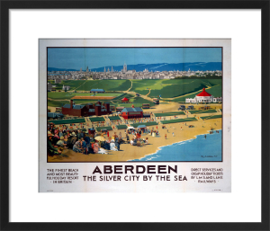 Aberdeen - Silver City by the Sea by National Railway Museum