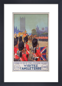 Visitez l'Angleterre by National Railway Museum