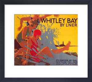 Whitley Bay - Splash by National Railway Museum