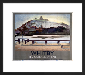 Whitby - Harbour by National Railway Museum
