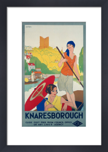 Knaresborough by National Railway Museum