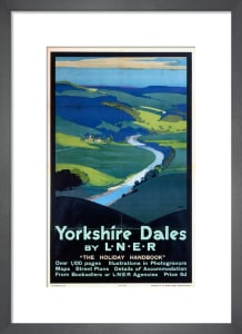 Yorkshire Dales - Holiday Handbook by National Railway Museum